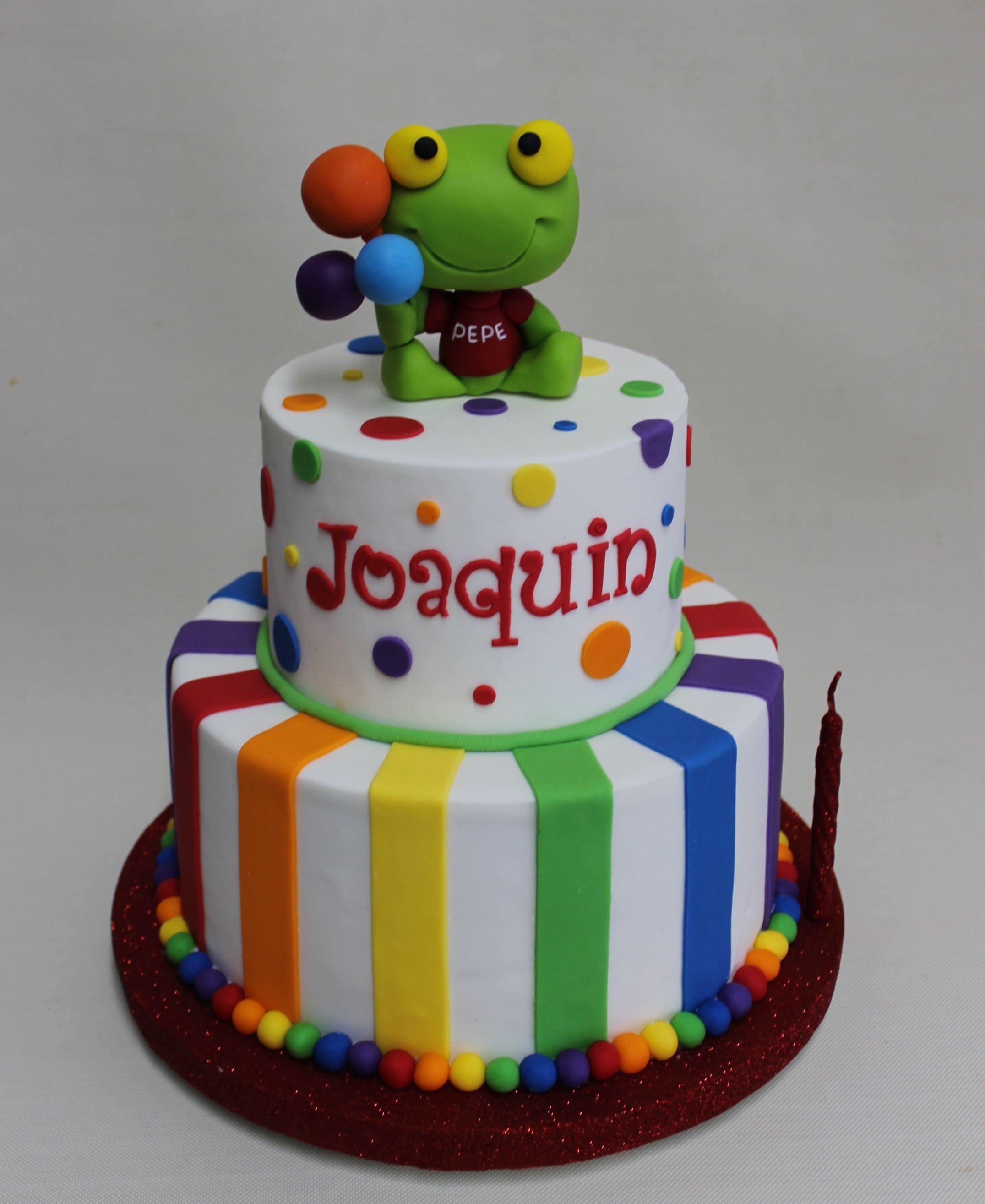 Torta Sapo Pepe