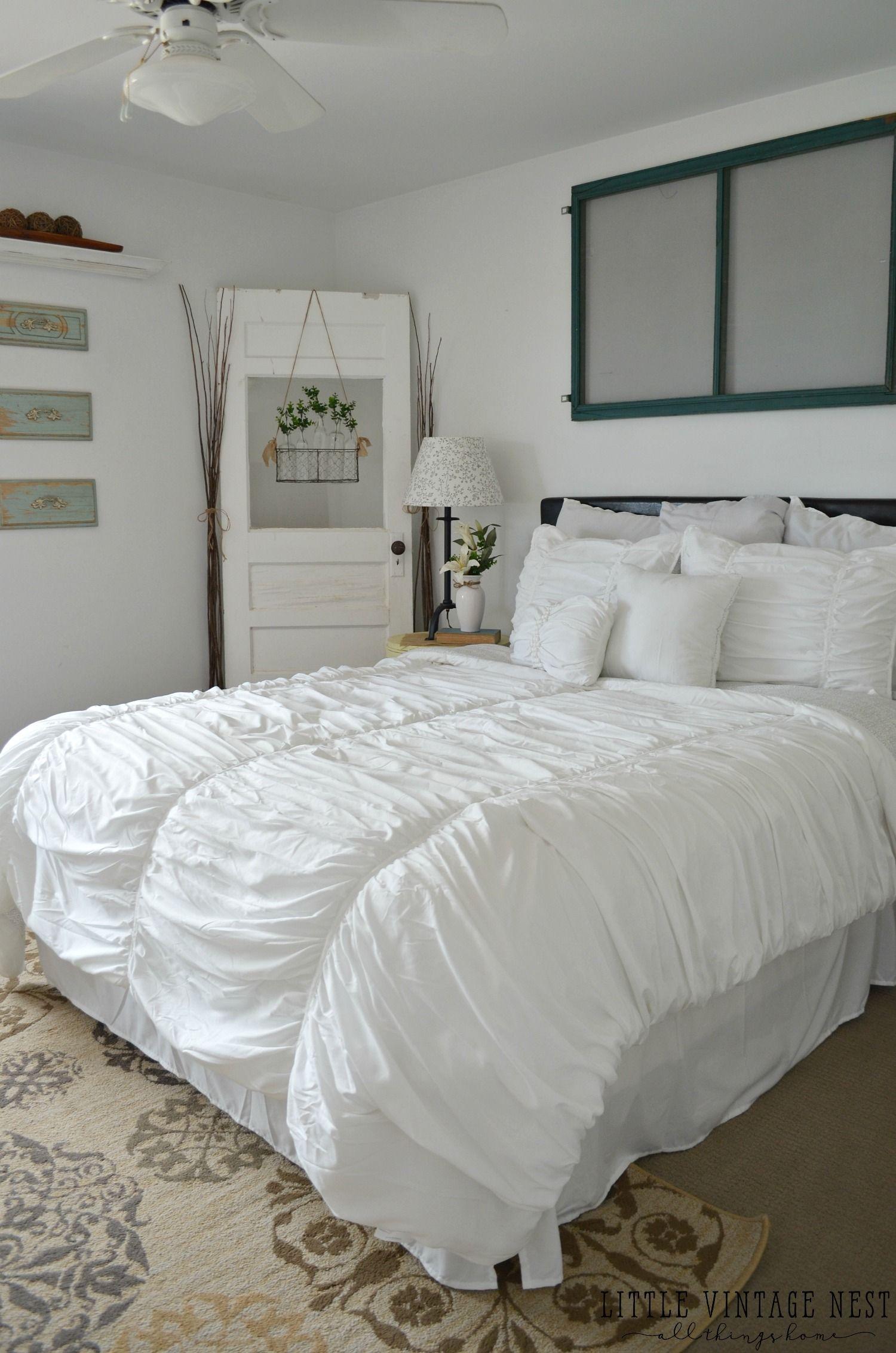 Inspired Guest Bedroom