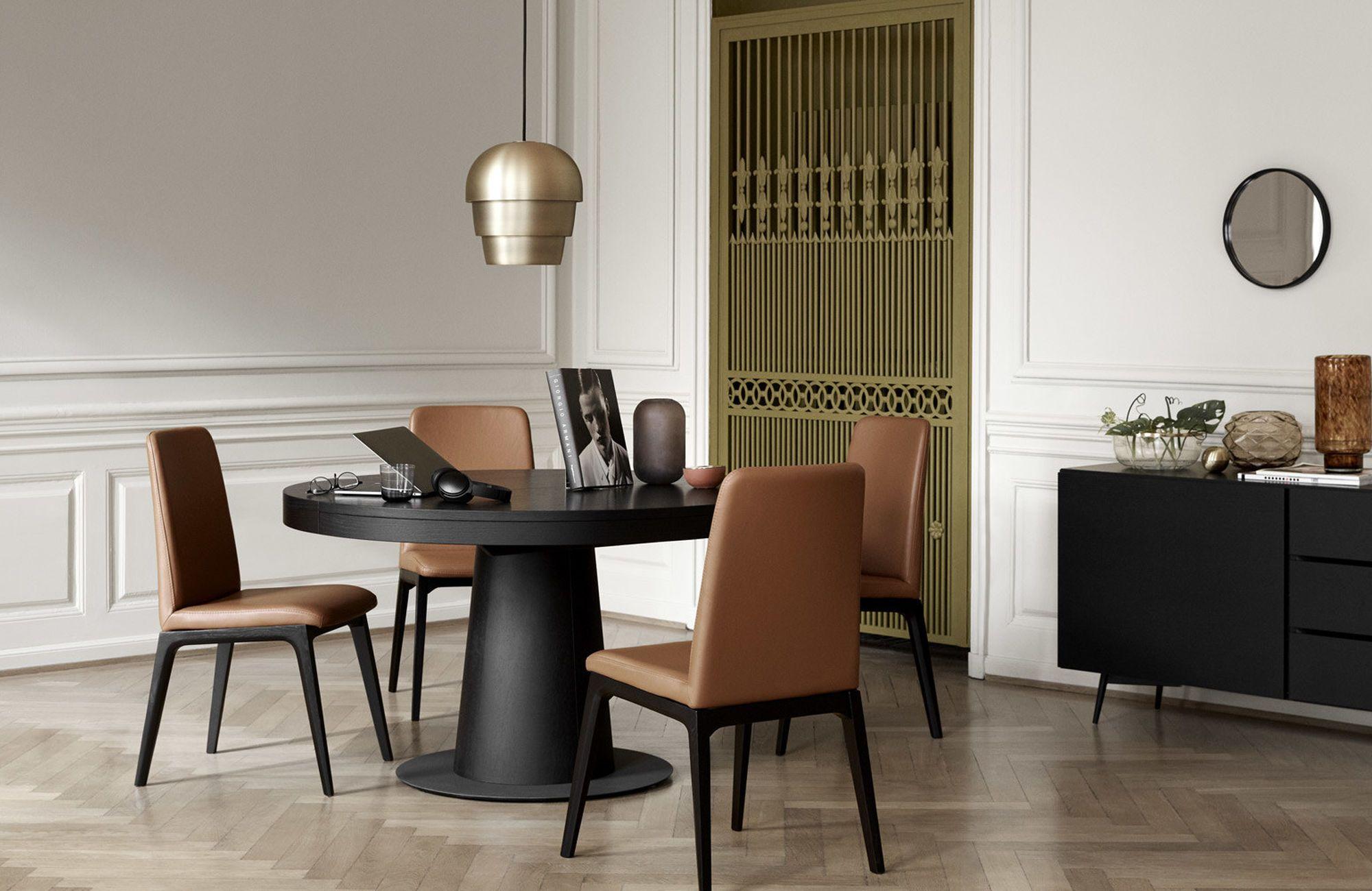 Rozkladane Stoly Do Jadalni Stol Granada Z Dodatkowym Blatem Dining Chairs Extendable Dining Table Dining Room Contemporary