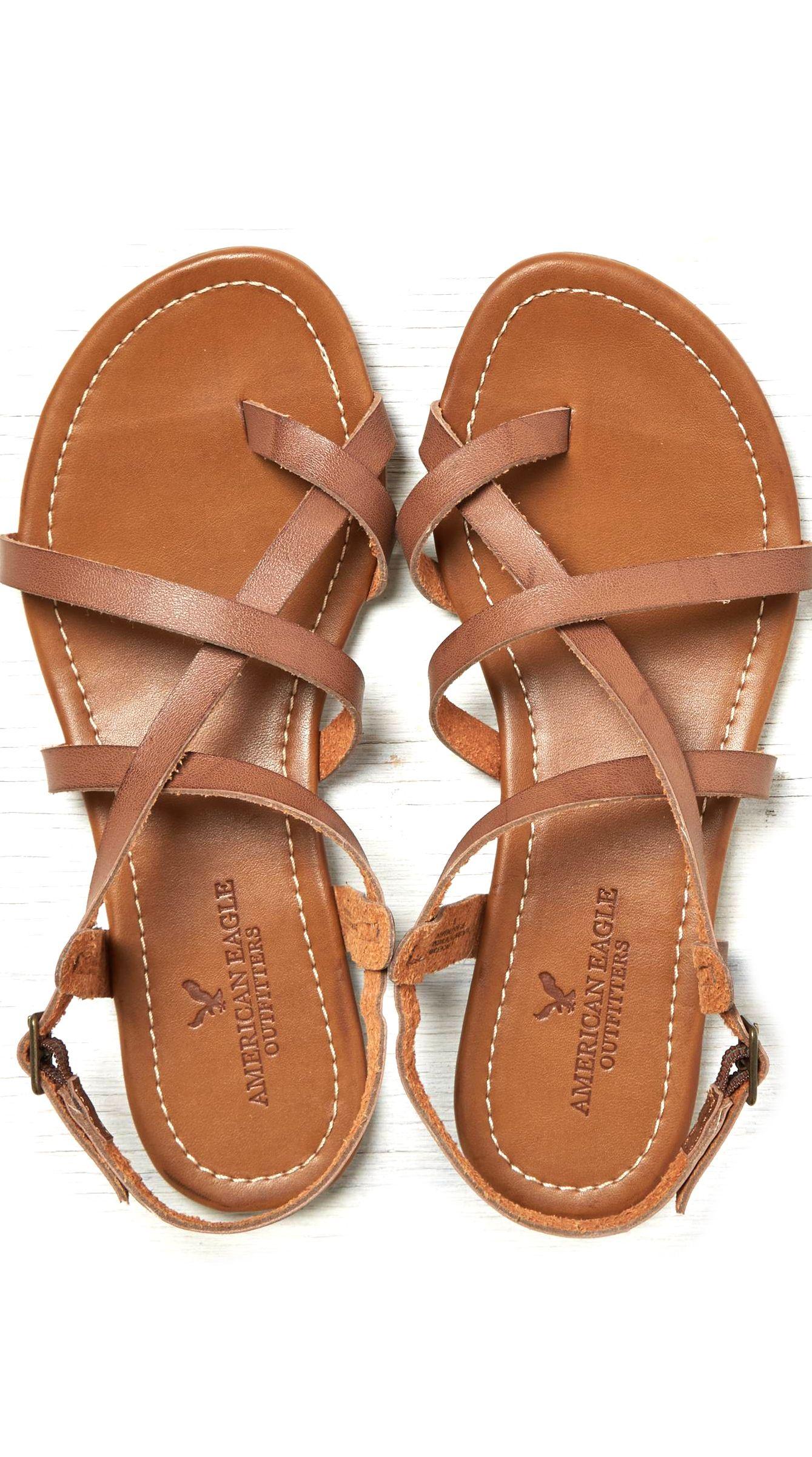 b2e4c255fae Criss cross sandals