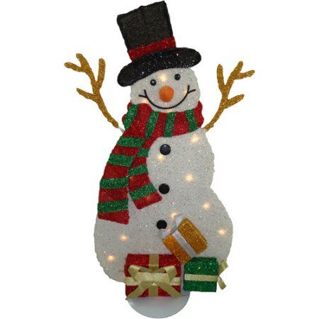 the holiday aisle decorative dcor snowman christmas decoration