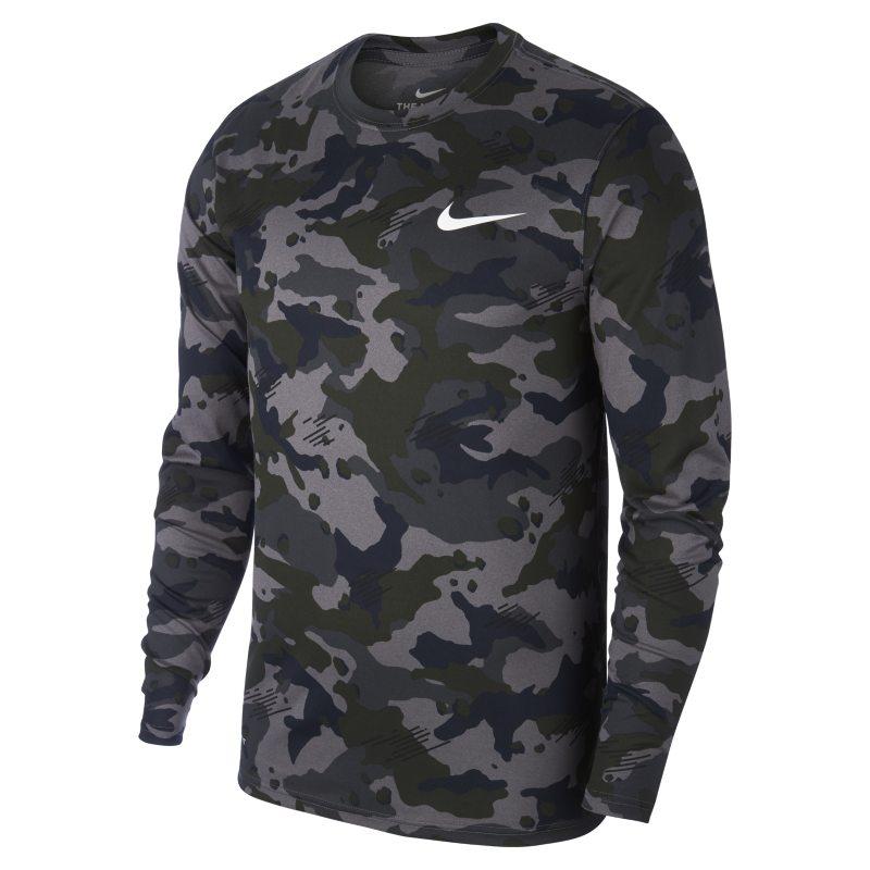 Men's Nike Woodland Camo Hoodie | | Black