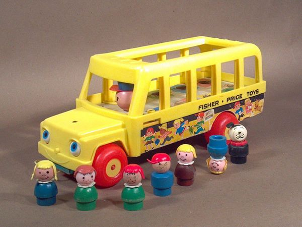 Top 5 Vintage Fisher-Price Little People Sets | Fisher price ...