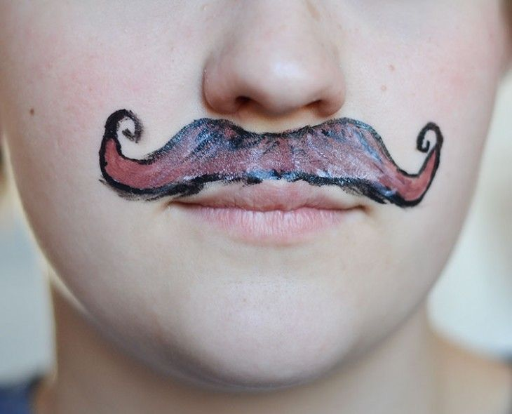 Face Painting Tutorials for beginners. Easy basic ideas to start with.