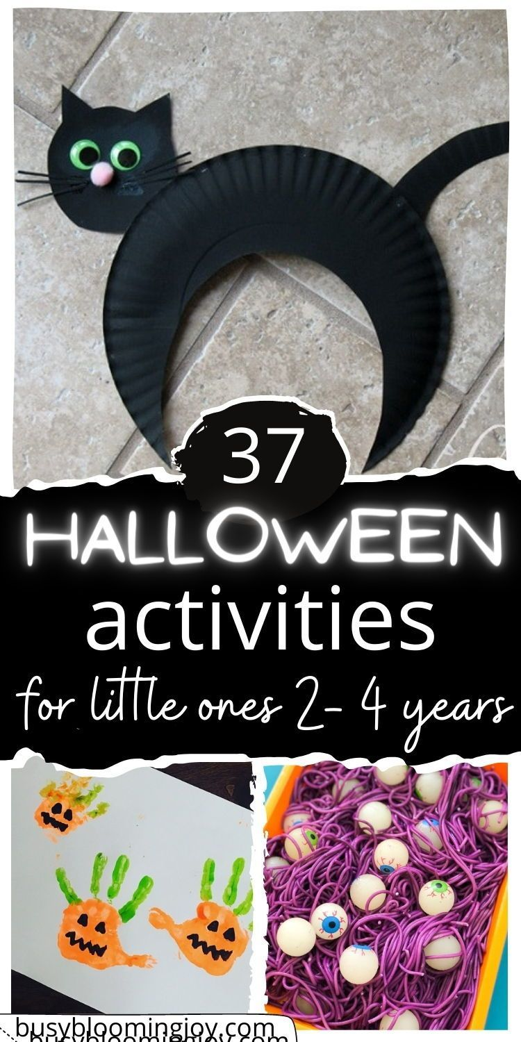 Photo of 37 Not-so-spooky Halloween crafts & activities for your toddler