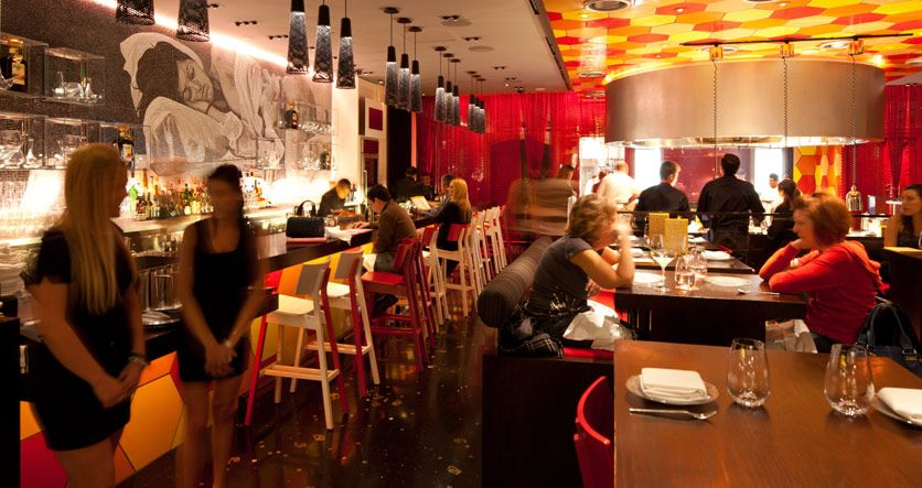 Jaleo The Authentic Flavor Of Spanish Tapas And Paellas Brought To Las Vegas Cosmo