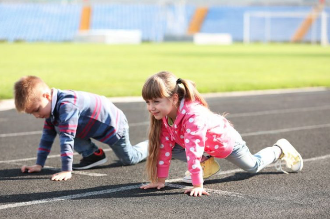 At what age is it safe for kids to start running? | Exercise for ...