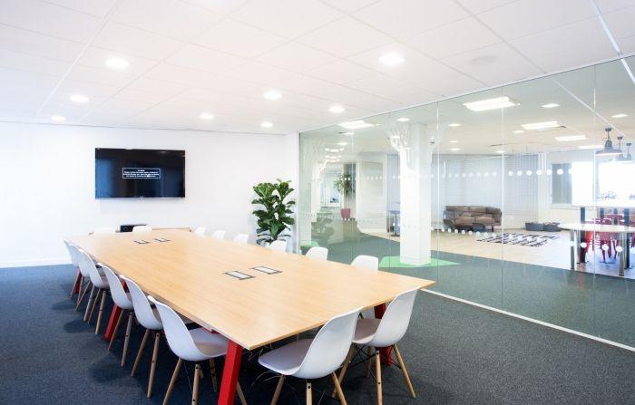 Office Tour Just Eat Borehamwood Headquarters