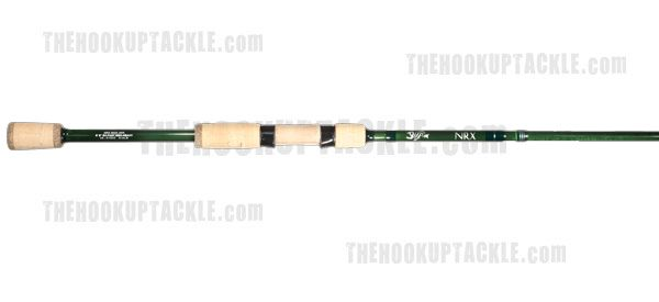 G-Loomis Rep Samples - NRX Green Spinning Rods | G.Loomis NRX ...