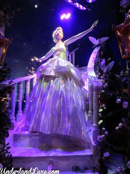Disney Princess Christmas at Harrods - Cinderella