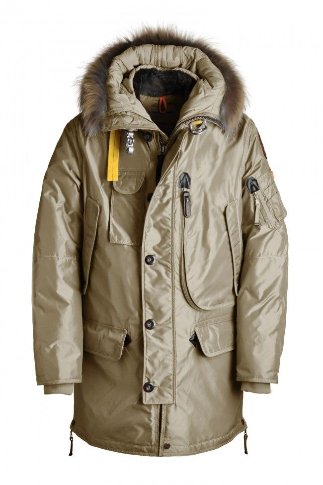 ... explore mens jackets down jackets and more parajumpers herren masterpiece kodiak capuccino 499.00