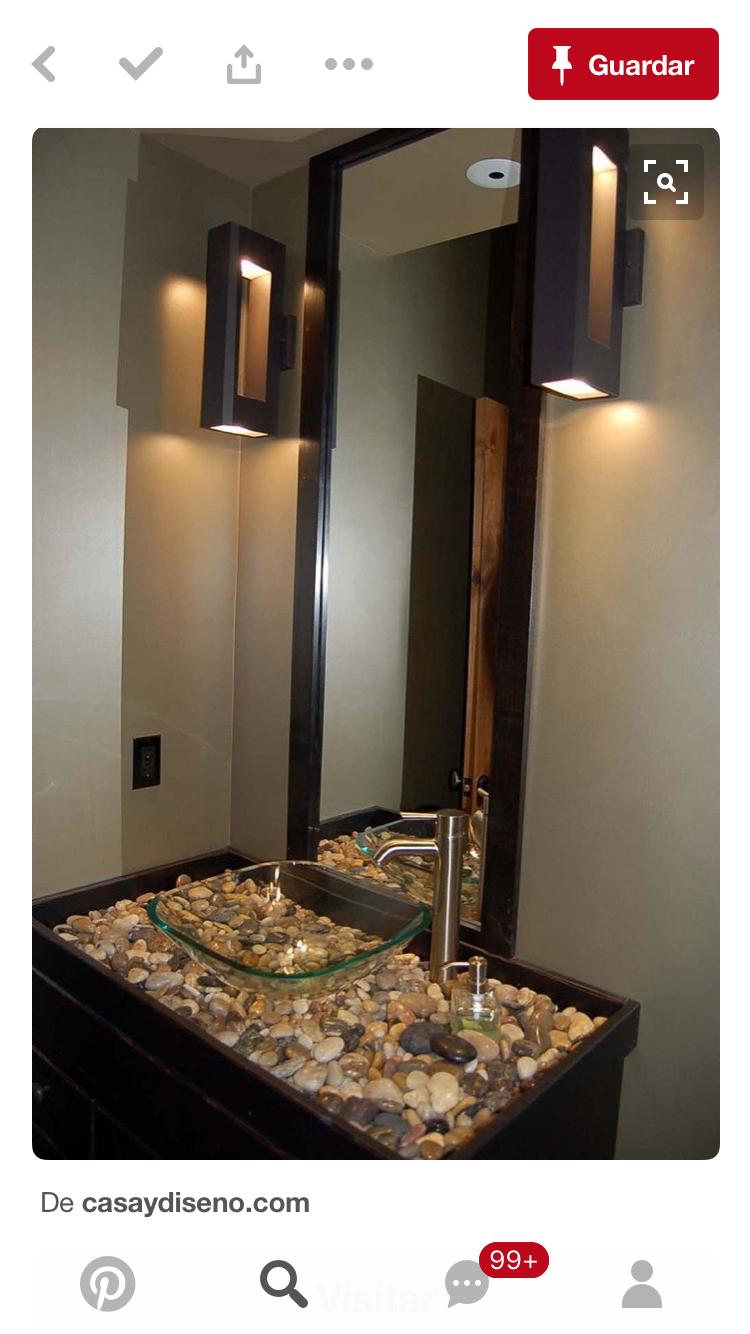 Pin de f tima pav n vall en bathrooms en 2018 pinterest for Remodelacion de banos pequenos modernos