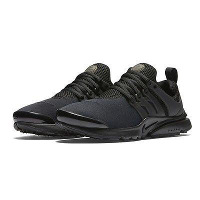 quality design 83fc2 4a712 Nike Presto Gs Big Kids 833875-003 Black Mesh Neoprene ...