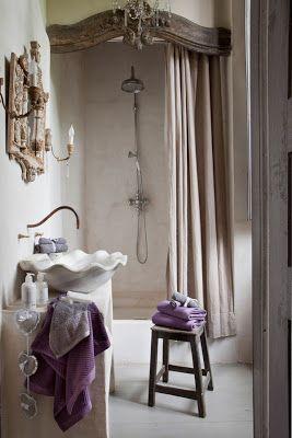 Elegante bagno vintage. | Bagni Vintage | Pinterest | Elegante ...