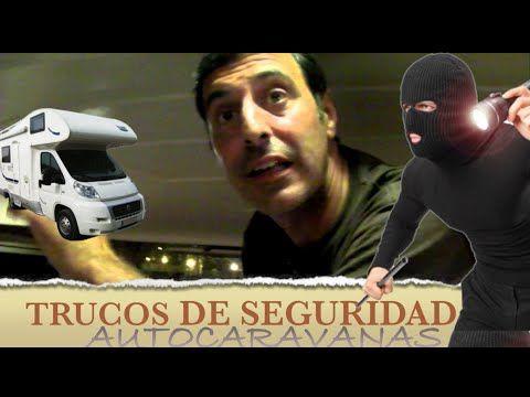 trucos de seguridad para la autocaravana si no duermes en camping - YouTube