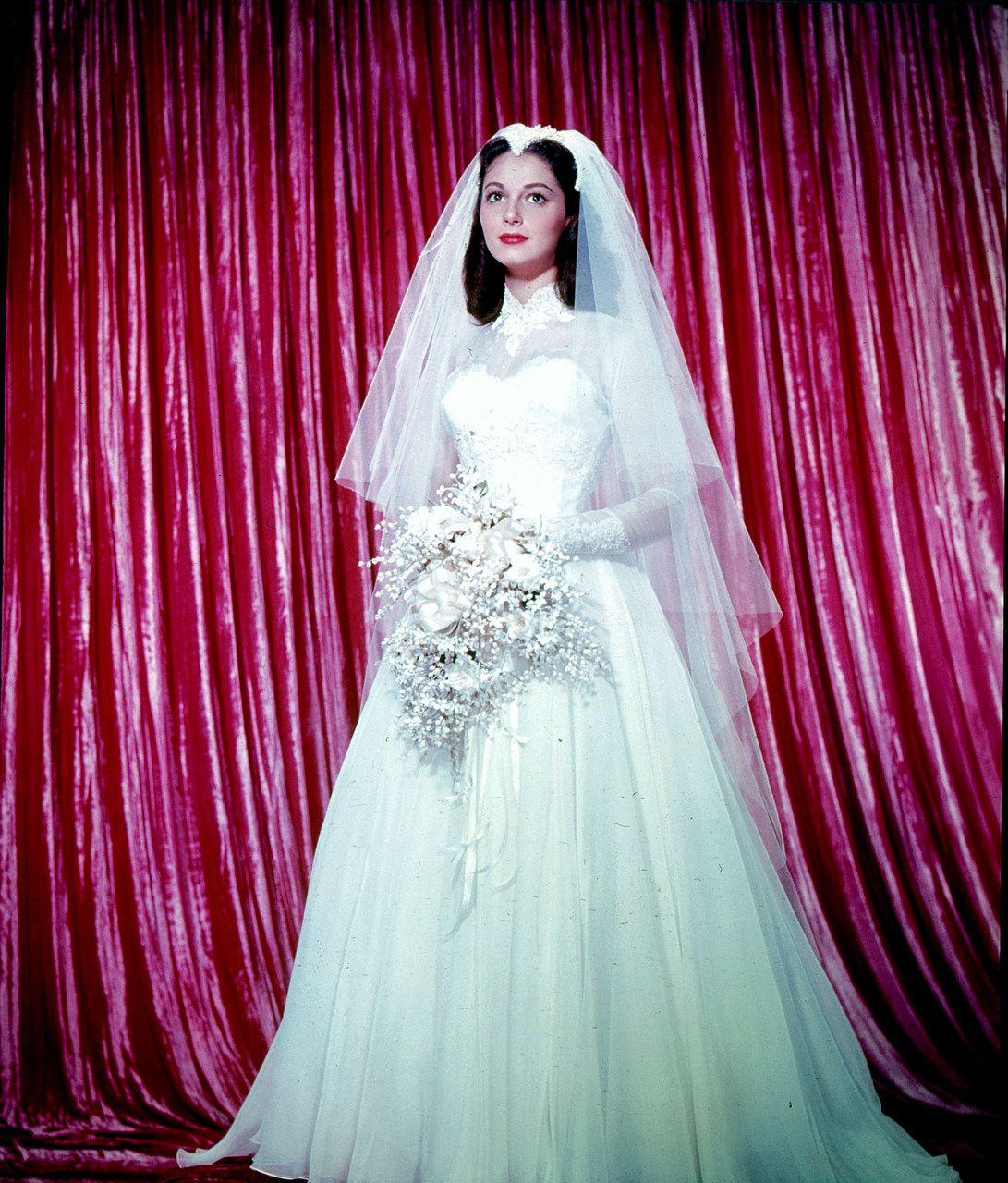 Chic Vintage Bride – Pier Angeli