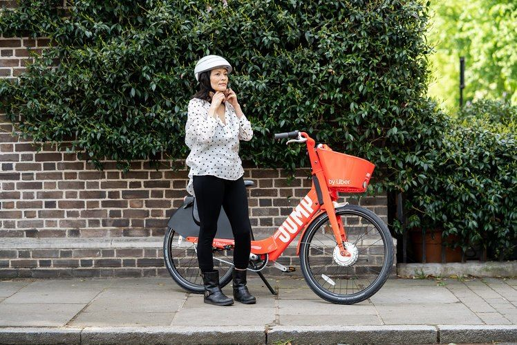 Uber Jump E Bikes Come To London As Uk Rollout Starts Ebike