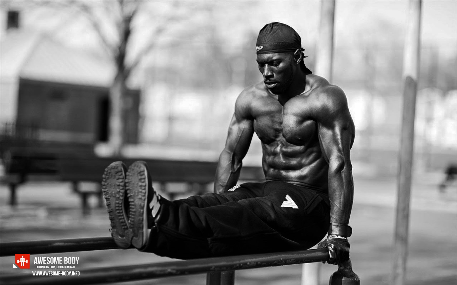 Calisthenics It Works Body Study Street Workout Park Crossfit Google Search Wallpaper