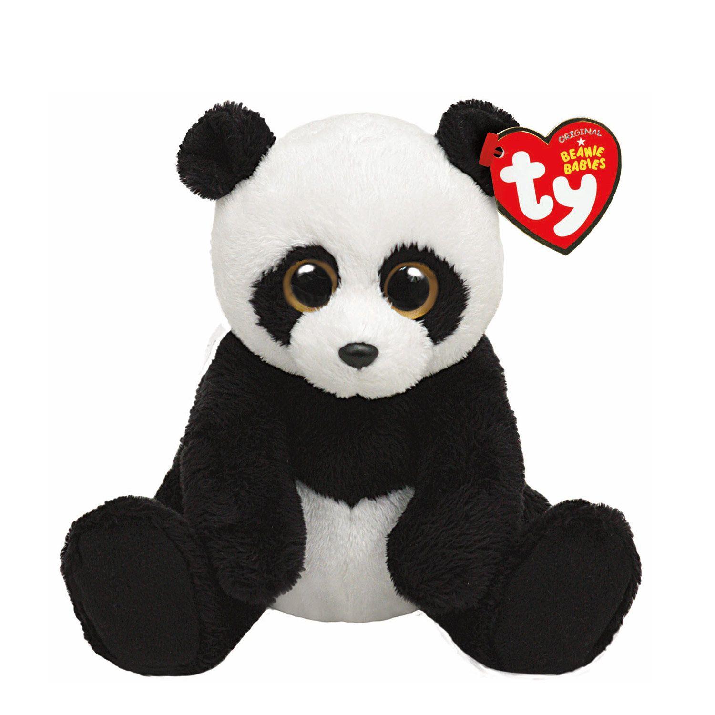 petite peluche ty beanie boos ming le panda tous cadeaux et nouveaut s marques gammes de. Black Bedroom Furniture Sets. Home Design Ideas