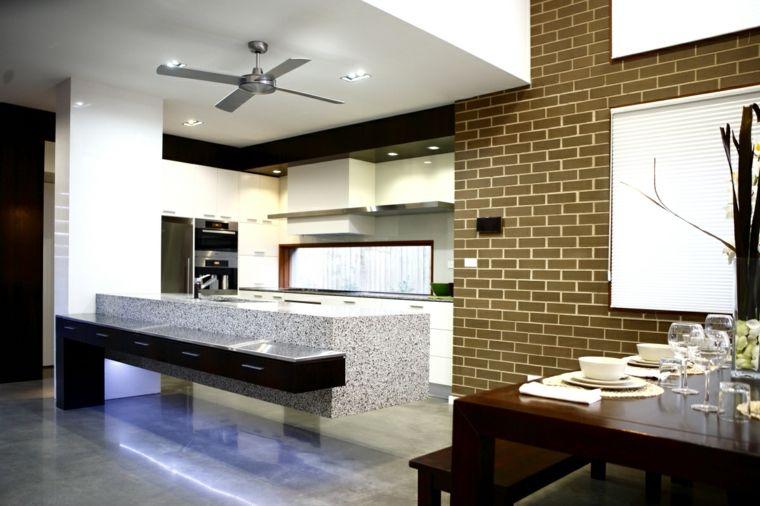 Cucine In Muratura Moderne Con Isola. Cucina Moderna In Muratura ...