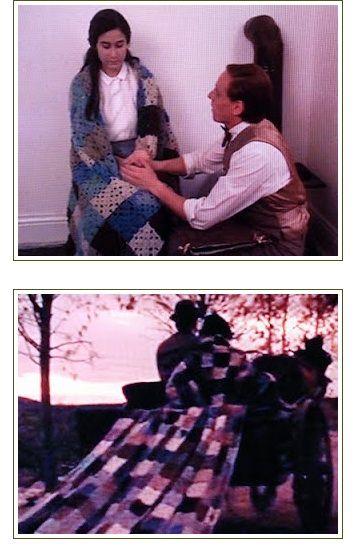 Como Agua Para Chocolate Film : chocolate, Water, Chocolate', Movie, Filled, Crochet., Dramatic, Story, Love,, Chocolate,, Crochet, Granny, Square, Blanket,