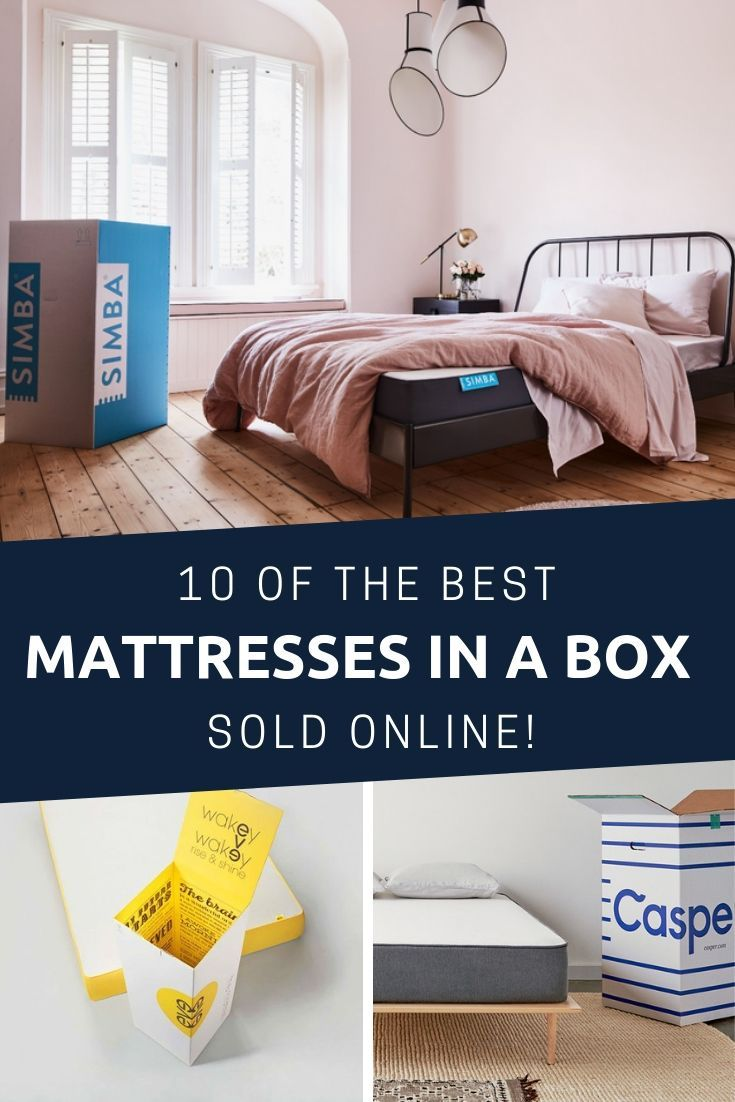 Best Mattress in a Box for 2020 Top 10 mattresses, Best