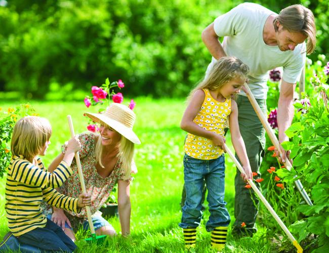We found the best garden planting calendar on the web Here it is - feng shui garten bagua