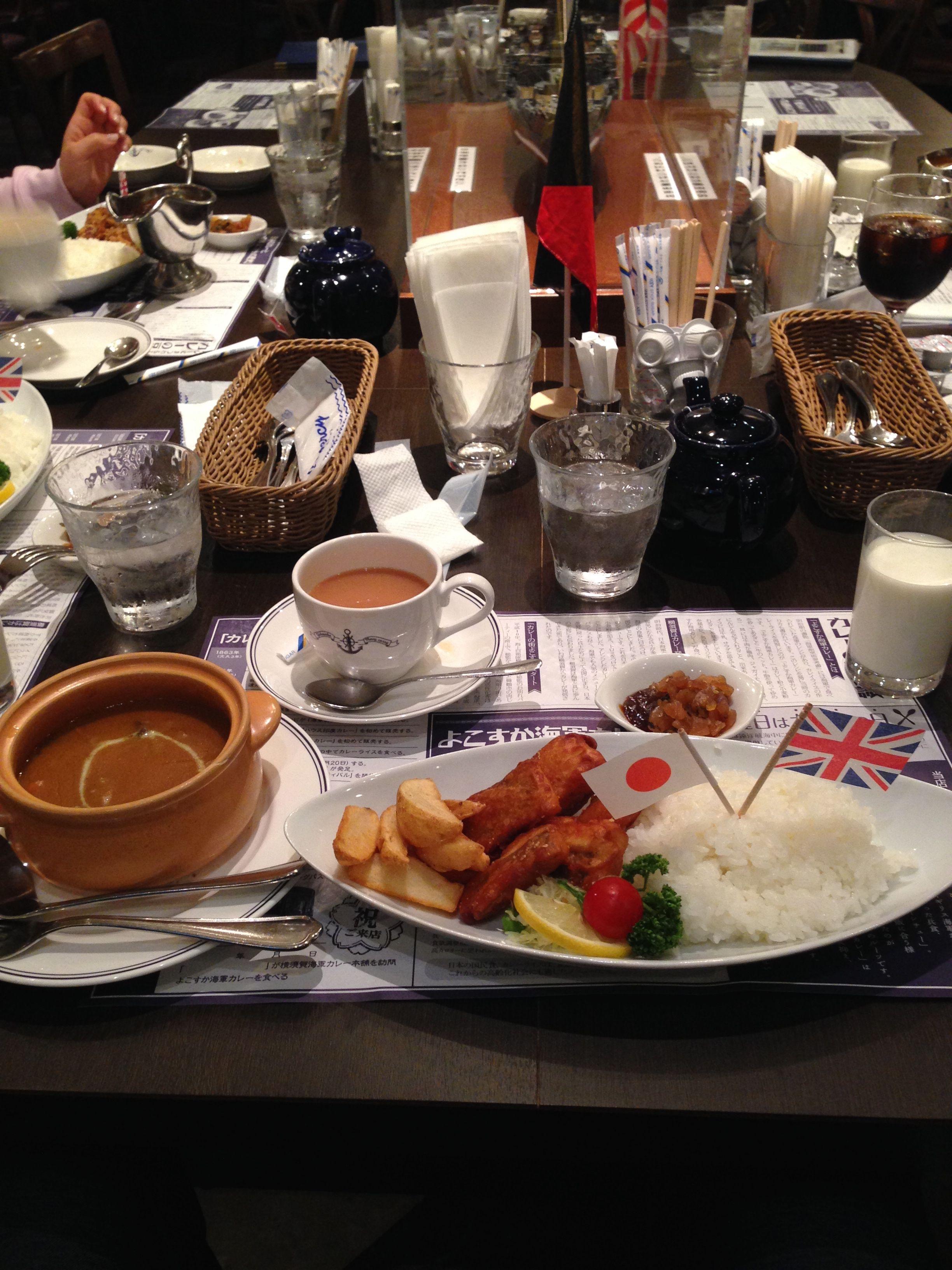 軍艦カレー Gunkan curry