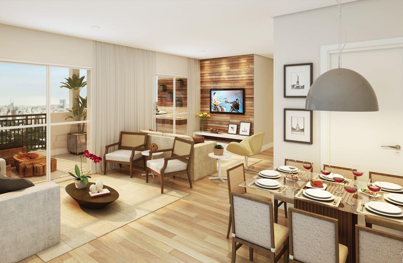 Sala De Jantar Para Apartamento Pequeno Decorar Sala Comedor  -> Lustres Para Sala De Apartamento Pequeno