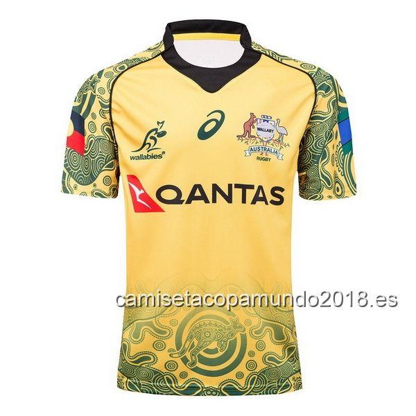 ASICS  De Rugby amarillo
