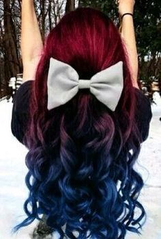Perfect Hairstyle For The Die Hard Captain America Girls Hair Styles Thick Hair Styles Long Hair Styles