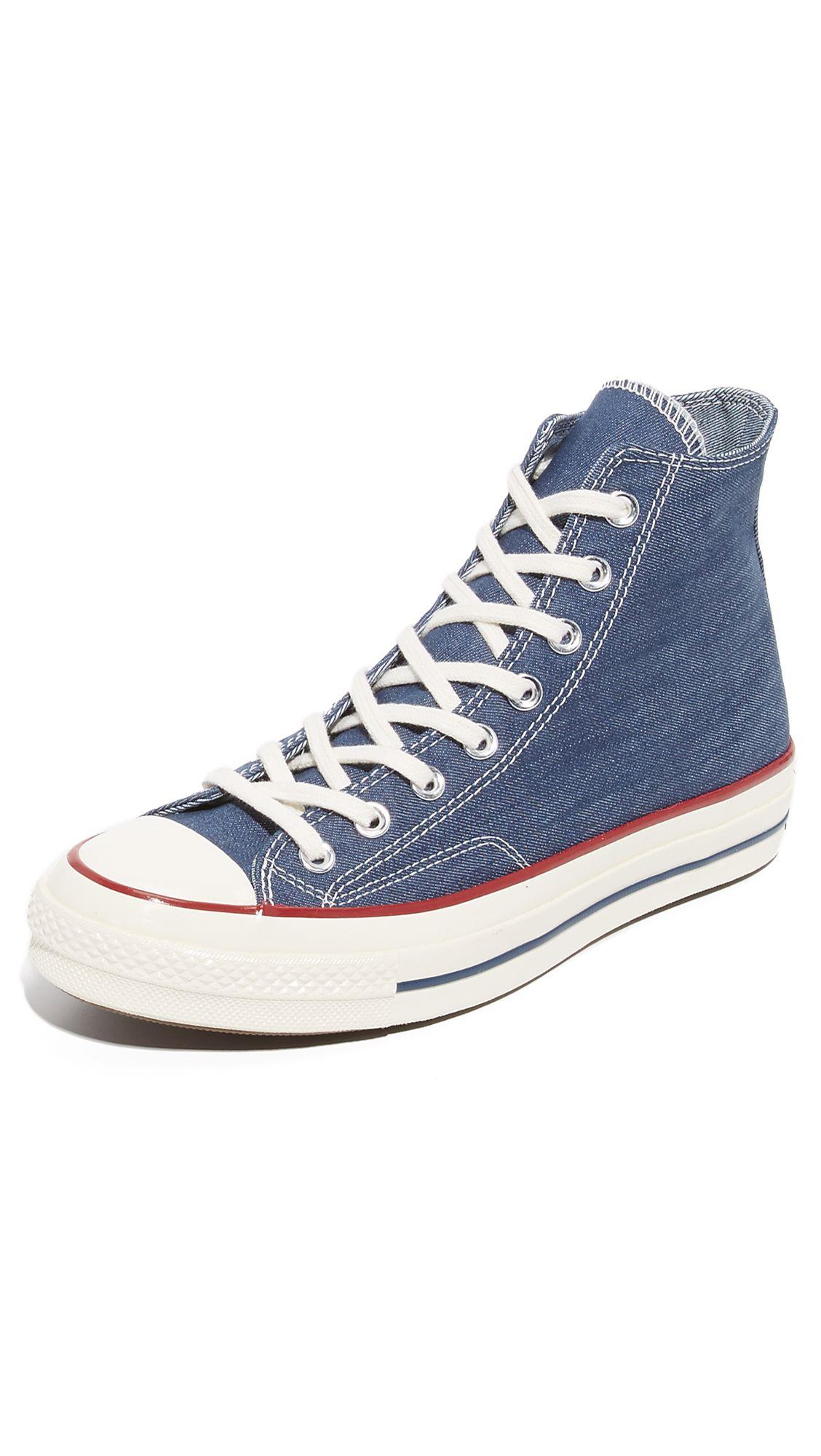 Designer Converse Chuck Taylor All Star High Beige Sneaker