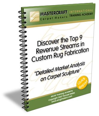 Learn about the Top 9 most profitable revenue streams in Carpet - training report