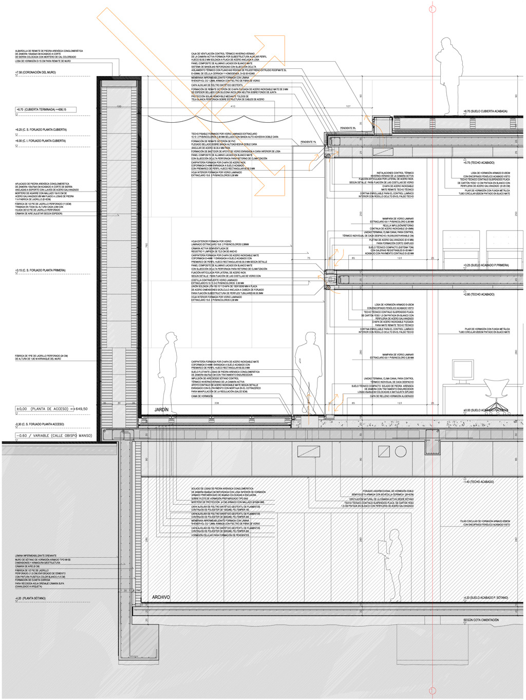 Hecho de aire alberto campo plan arquitectura campo - Arquitectos en zamora ...