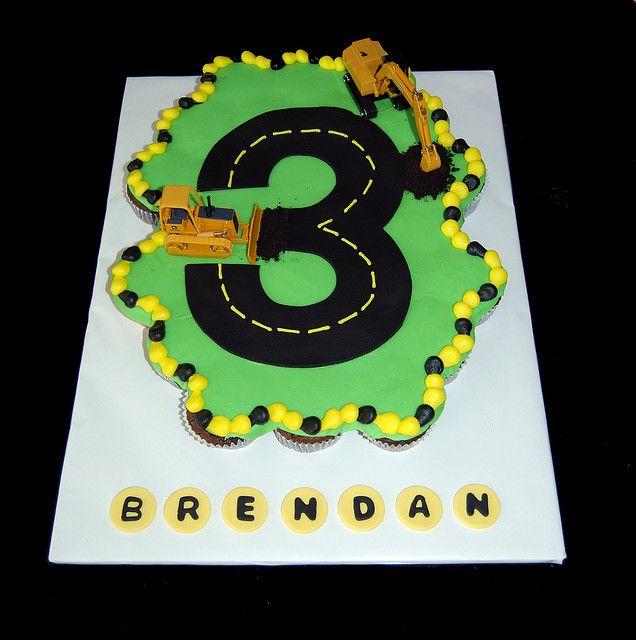 Birthday Cakes For Boys Rd Birthday