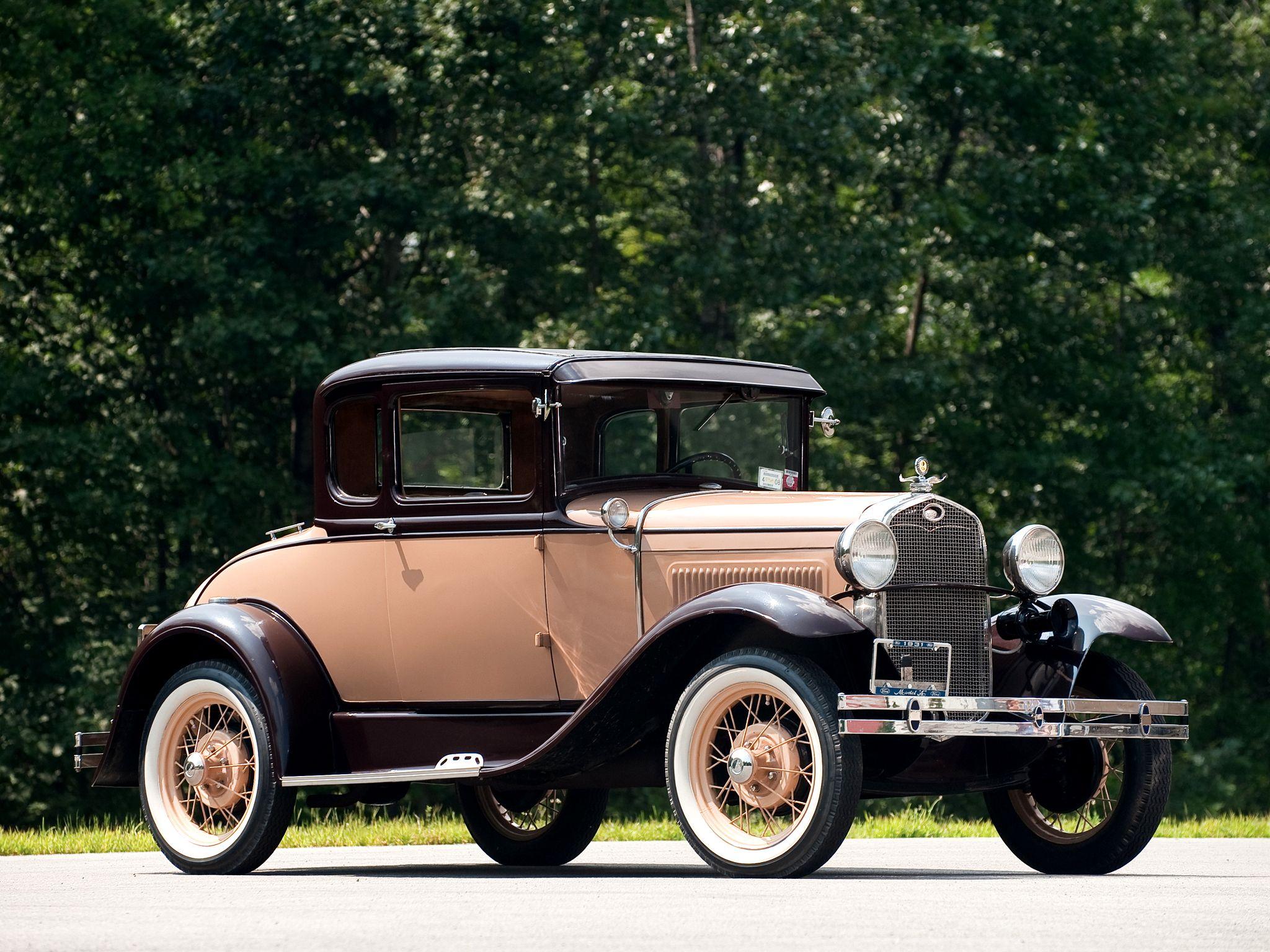 1930 Ford Model A 5 Window Coupe 45b Retro F Wallpaper 2048x1536 141957 Wallpaperup 1930 Ford Model A Ford Models 1931 Ford Model A