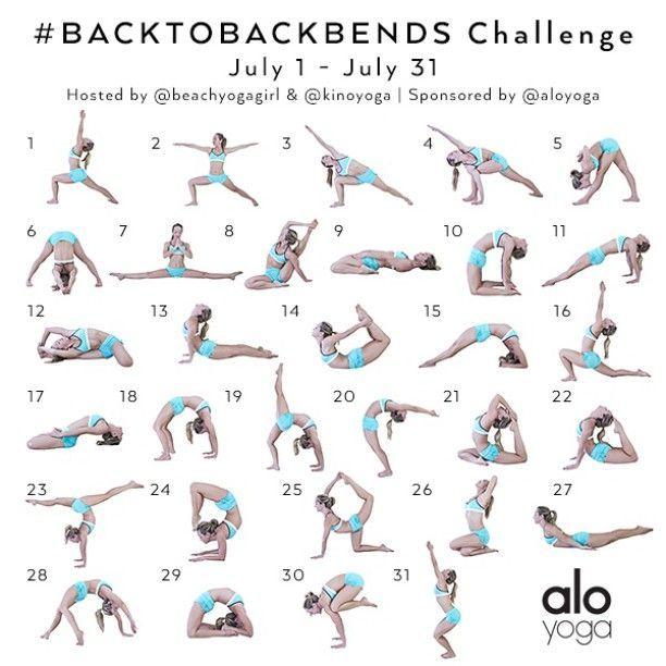 24+ Alo yoga challenge instagram inspirations