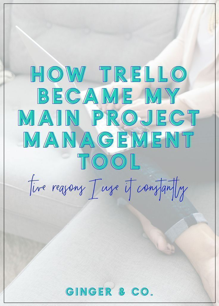 How Trello has My Main Project Management Tool