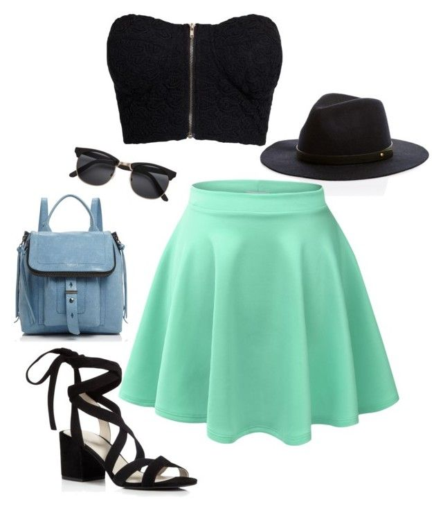 """""""Untitled #507"""" by sunnywinterday on Polyvore featuring NLY Trend, LE3NO, Kenneth Cole and Botkier"""