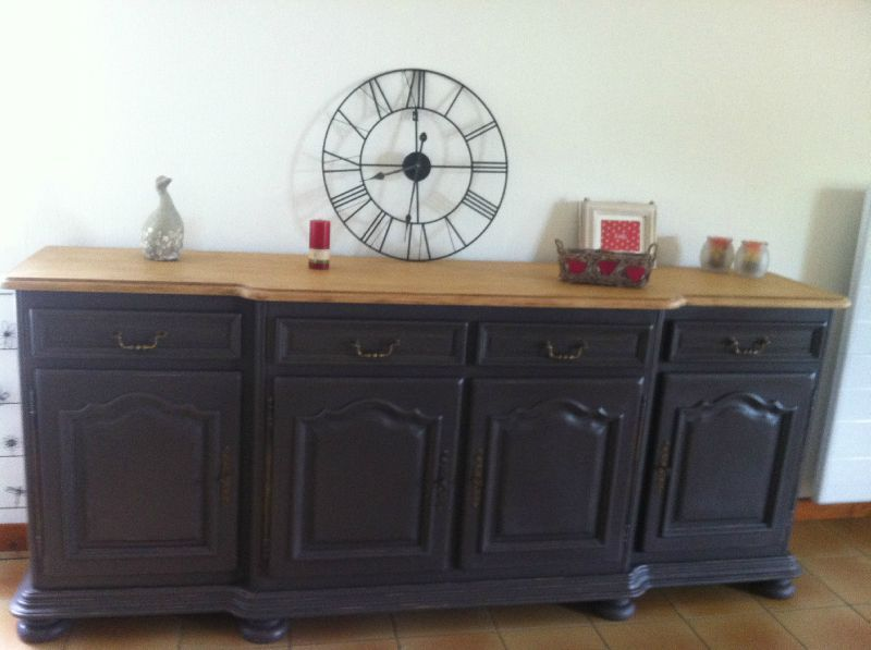 Diy meuble relooking meubles mobilier de salon relooking meuble et meuble - Relooking meuble bois ...