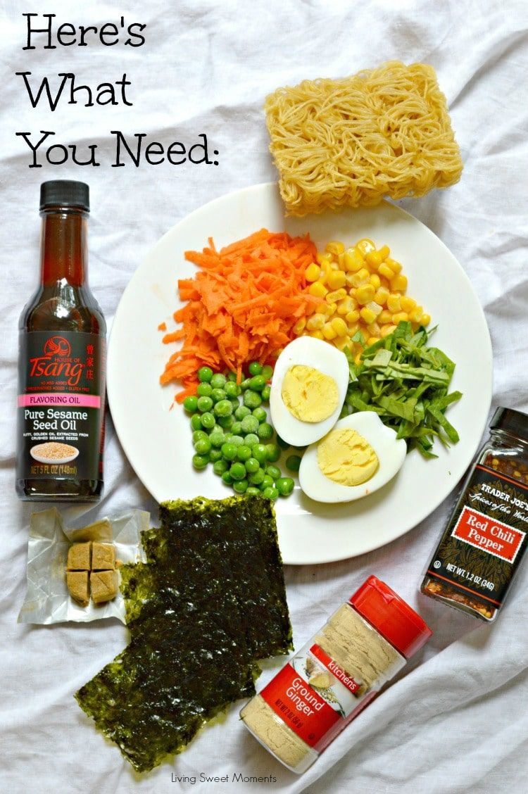 diy cup of noodles  recipe with images  recipes clean