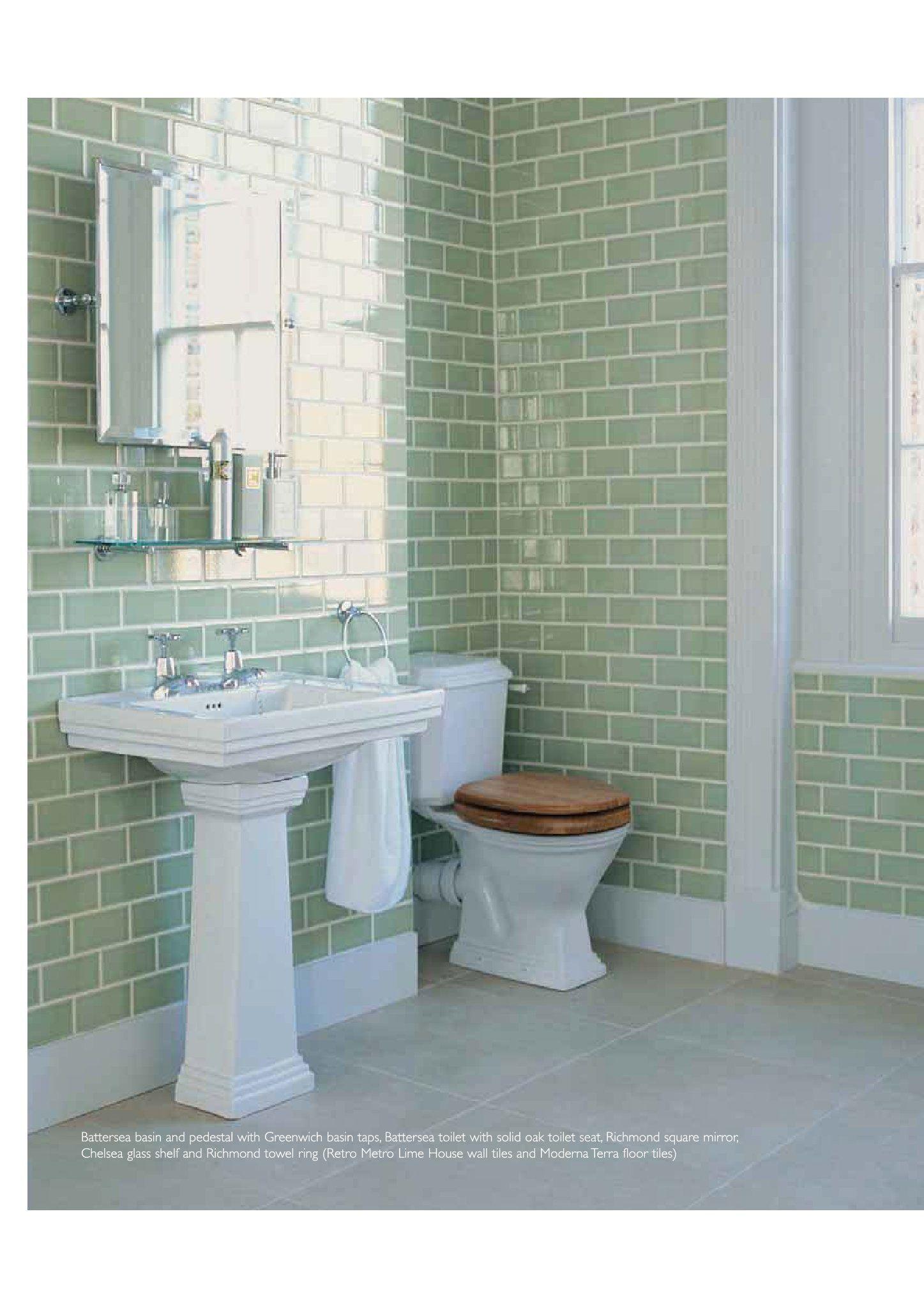 Green bathroom | || NEST || | Pinterest | Bathroom inspiration ...