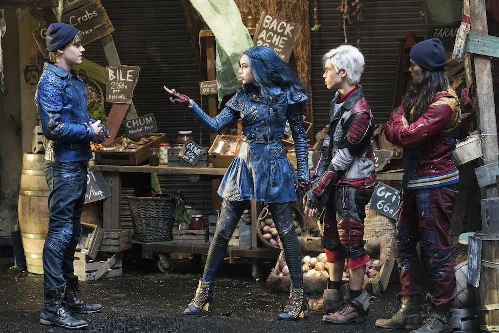 "Here's The First Look At Every Song From Disney's ""Descendants 2"" And OMG, Yes Please"