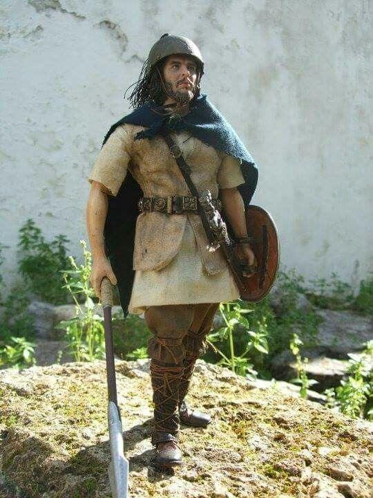 Guerrero celtici. S. IV a. C.