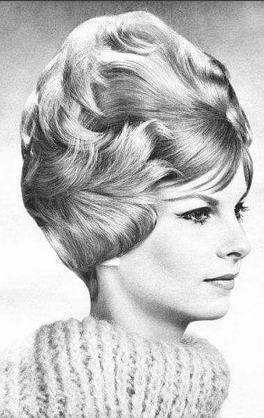 Pin by Rick Locks on 1960s hair | Pinterest | 1960s hair, Vintage ...