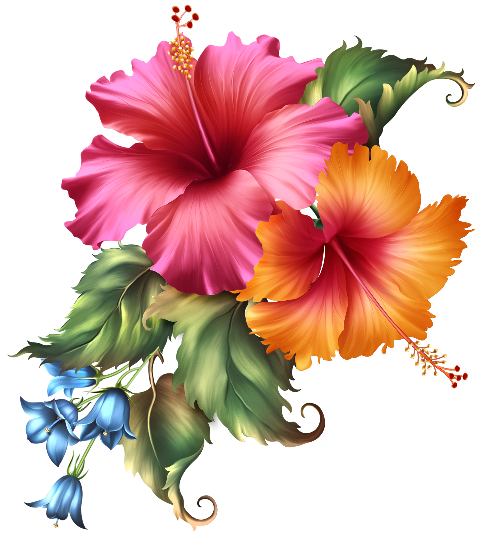 Fashionably Florale Flower Art Painting Flower Painting Flower Art