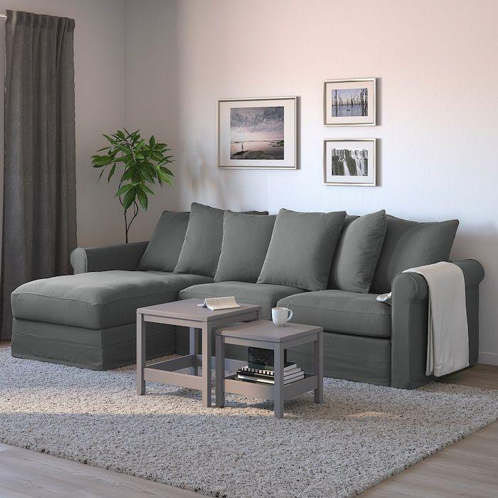 Gronlid 3 Sits Baddsoffa Med Schaslong Ljungen Mellangra Ikea I 2020 Baddsoffa Ikea Sang Schaslong