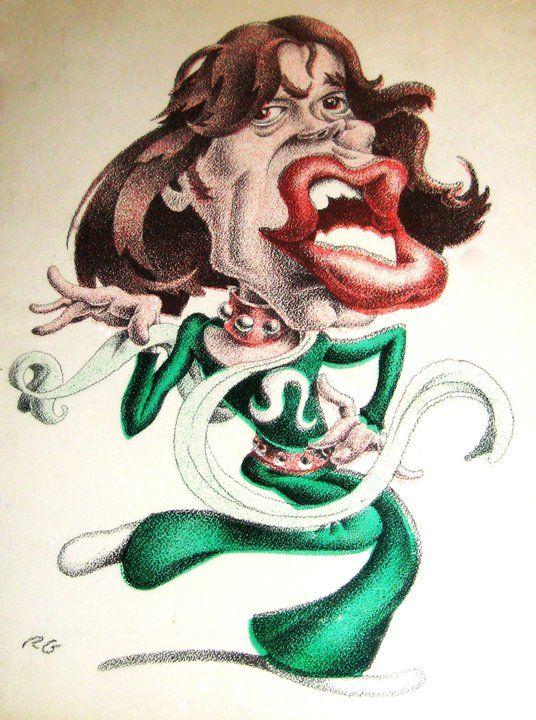 Image result for Robert Grossman cartoon