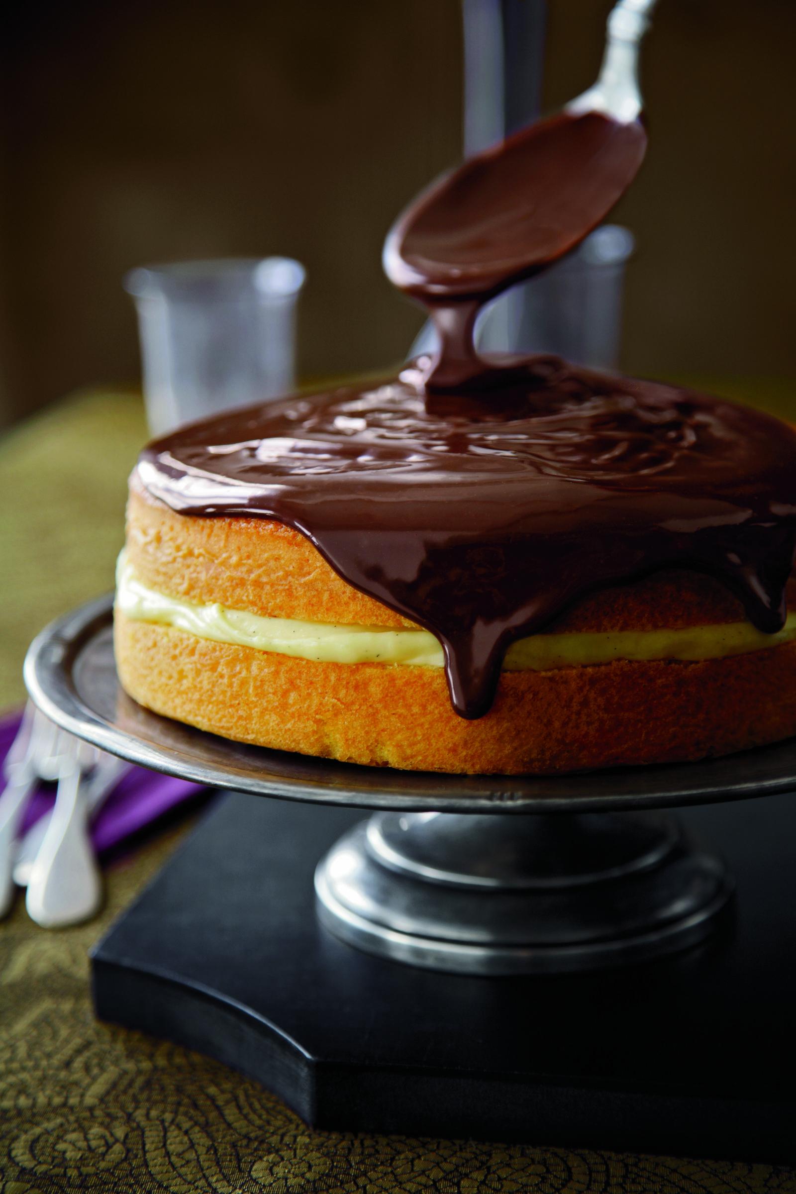 Cake recipes temperature