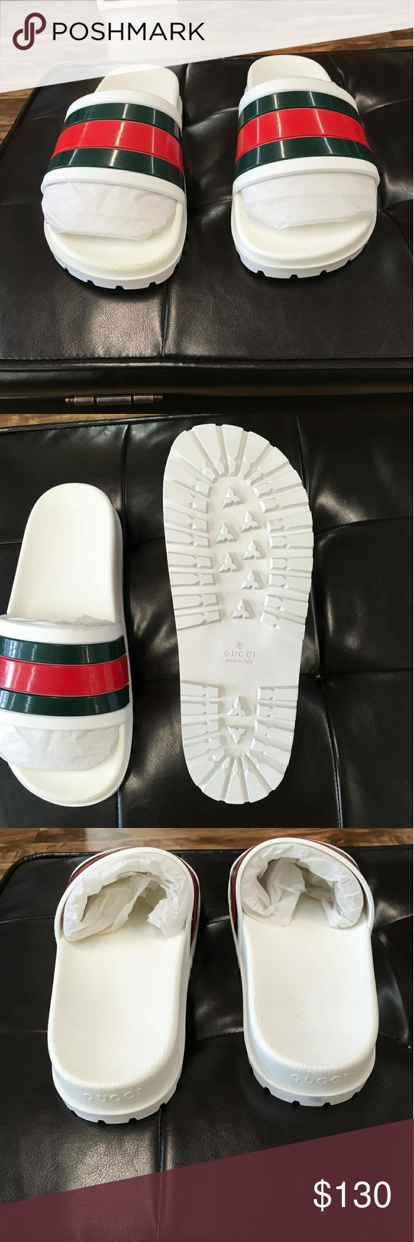 9c34a7552 Gucci slippers New without original packaging Gucci Shoes Sandals &  Flip-Flops